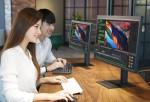 LG전자가 맥북 프로와 맥북 사용자를 위한 초고화질 모니터를 이번주 국내 시장에 출시한다