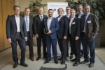 AGCO의 스마트 로지스틱스 이니셔티브가 유럽물류협회로부터 물류 및 공급망 부문 유럽 금메달을 수상했다
