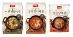 동원F&B가 간편하게 끓여 먹을 수 있는 가정간편식 찌개, 올림한식 양반 국탕찌개 3종을 출시했다