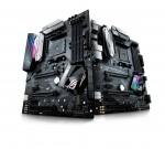 ASUS가 라이젠 프로세서를 장착하는 AM4 소켓 기반의 ROG STRIX 시리즈 메인보드 2종을 출시한다
