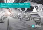 맥심 인터그레이티드 코리아가 듀얼 채널 IO-링크 마스터 트랜시버 MAX14819를 출시했다