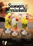 마리웨일237이 여름 시즌을 겨냥해 무알콜 칵테일 모히토 음료 3종을 출시했다