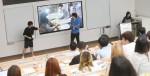 건국대학교 KU융합과학기술원 특성화학부가 27일 학부생 커리어개발 프로그램 성과발표회를 개최했다