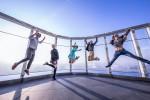 롯데월드타워 서울스카이가 7월 색다른 공연·즐길거리를 제공한다. 사진은 롯데월드타워 야외 전망대