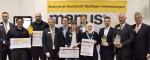 독일 하노버에서 열린 제8회 골든 마누스 시상식 2017