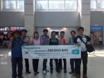 한국주거복지 사회적협동조합 주거복지 히어로 봉사단이 23일 카자흐스탄 알마티주로 봉사활동 파견에 나섰다
