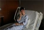한국조혈모세포은행협회 서포터즈 3기 김상현 단장이 백혈병 환자에게 조혈모세포를 기증했다