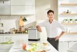 스마트카라가 5일 오후 8시 40분부터 GS 홈쇼핑을 통해 환경 마크 획득 음식물처리기 스마트카라 플래티넘을 론칭한다