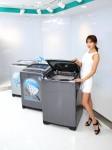 동부대우전자가 공기방울 세탁기 라인업을 강화했다