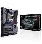 에이수스가 인텔 X299 칩셋 기반의 메인보드 시리즈를 공개했다. 사진은 TUF X299 MARK 1-with-box