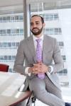 스위스 투자그룹 리볼리 그룹의 신임 사장 무라드 말롤은 중동, 유럽, 아프리카 지역에서 혁신에 주력하는 프로젝트 개발을 통한 성장에 중점을 둘 예정이다