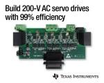 TI가 혁신적인 3상 갈륨 나이트라이드 기반의 인버터 레퍼런스 디자인을 제공한다