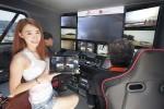 SK텔레콤은 자사의 초소형 영상 생중계 장비와 드론 전문업체인 숨비의 드론을 결합한 영상재난구조 시스템을 선보였다