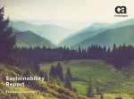 CA는 2016년 지속가능 추진 성과와 미래 계획을 담은 8회차 연례 지속가능성 보고서를 발간했다