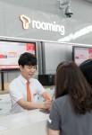 SK텔레콤이 해외 로밍 지원 T포켓파이R을 출시했다