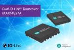 맥심 인터그레이티드 코리아가 자동화 기술 업체 오므론 코퍼레이션에 맥심 MAX14827A 듀얼 IO-링크를 공급했다