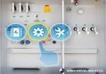 배전기자재 동작방식 및 시공작업 시뮬레이터 예시