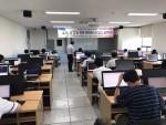 전자캐드 경진대회 진행 모습