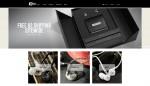 라이프스타일 음향기기 브랜드 미오디오가 한국 공식 홈페이지를 오픈했다