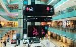LG전자가 인도에 첫 올레드 사이니지를 설치했다
