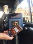이비카드가 충남 시외버스 교통카드 결제 서비스를 본격 시행했다