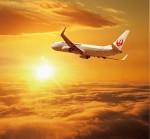 일본항공이 부산노선 취항 50주년 맞이 다양한 이벤트를 실시한다. 사진은 일본항공 항공기