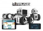 Goldrabbit developed a Lego-style Maunzi robot kit.