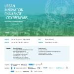 제1회 글로벌 도시혁신챌린지 스타트업 경진대회 포스터
