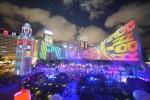 홍콩 3D 펄스(Pulse)  라이트 쇼 개막
