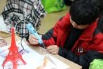 에일리언테크놀로지아시아가 국내 최초 3D펜 방과후 교재 및 교육컨텐츠 펜톡 시리즈를 출시했다