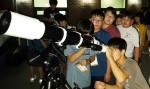 국립중앙청소년수련원이 초등학교 청소년들에게 재미있고 특별한 여름방학을 위하여 특성화 푸른별우주과학캠프를 1일부터 2박3일 일정으로 진행한다