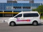 광주교통약자이동지원센터 새빛콜이 블라인드채용을 도입한다. 사진은 새빛콜 차량