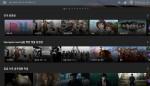 제타미디어의 영화 스트리밍 서비스 비플릭스가 통합 앱 다운로드 20만건을 기록했다. 사진은 PC 화면