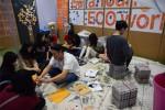 서울시립문래청소년수련관이 2017 서울청소년환경축제 꿈을 그린 청소년을 개최한다. 사진은 환경 관련 체험활동 현장