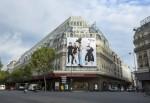 코코스타가 프랑스 명품 백화점 갤러리 라파예트에 입점했다