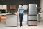 삼성전자가 업계 최초로 7월부터 강화된 새로운 등급 기준에 따라 에너지소비효율 1등급 김치냉장고를 출시했다