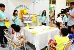 동부화재가 8월 본격적인 여름방학을 맞아 사랑하는 자녀들이 참여할 수 있는 프로미 가족사랑 안전체험 페스티벌을 서울 삼성동 코엑스에서 8일 개최했다