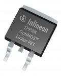인피니언 테크놀로지스는 OptiMOS™ Linear FET 시리즈를 출시했다