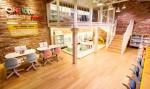 일룸이 CGV하계 내 어린이 전용 미니도서관 씨네키즈 라이브러리에 일룸 키즈 제품을 직접 체험해 볼 수 있는 공간을 마련한다