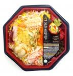GS25가 여름철 입맛 살리는 별미 도시락 모둠초덮밥을 출시했다
