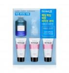 LG생활건강 더마리프트가 올리브영에서 피부에 바르는 파란 비타민 프로모션을 실시한다