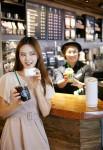 SK텔레콤 인공지능 스피커 누구 고객이라면 스타벅스의 음료를 음성으로 먼저 주문하고 대기줄 없이 음료를 받을 수 있게 된다