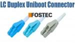 포스텍이 LC Duplex Uniboot Connector 양산 및 판매 체제에 돌입했다고 밝혔다