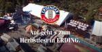 에딩거가 독일 3대 맥주축제 헙스트페스트 2017에 참가했다