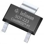 인피니언 테크놀로지스가 SOT-223 패키지로 제공되는 CoolMOS™ P7 제품을 출시했다