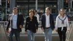 사진 좌에서 우로: 악셀 슐츠(공동창립자 겸 임원), 마리타 슐츠(창립자), 르네 자이어(공동창립자 겸 CEO), 마누엘라 란트라(마케팅 매니저)