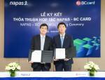 BC카드가 베트남 NAPAS와 결제사업 협력을 위한 MOU를 체결했다