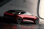 기아자동차가 2017 프랑크푸르트 모터쇼에 출품할 익스텐디드 핫 해치 스타일의 콘셉트카 KED-12의 렌더링 이미지를 공개했다.
