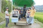 30일 진행된 핵심 소비자와 함께하는 친환경농업 현장 체험 3번째 여정