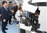 건국대학교가 공학과 바이오 분야 연구와 교육에 필요한 최첨단 장비와 설비를 갖춘 테크공동기기원과 바이오공동기기원 두 곳을 각각 오픈했다